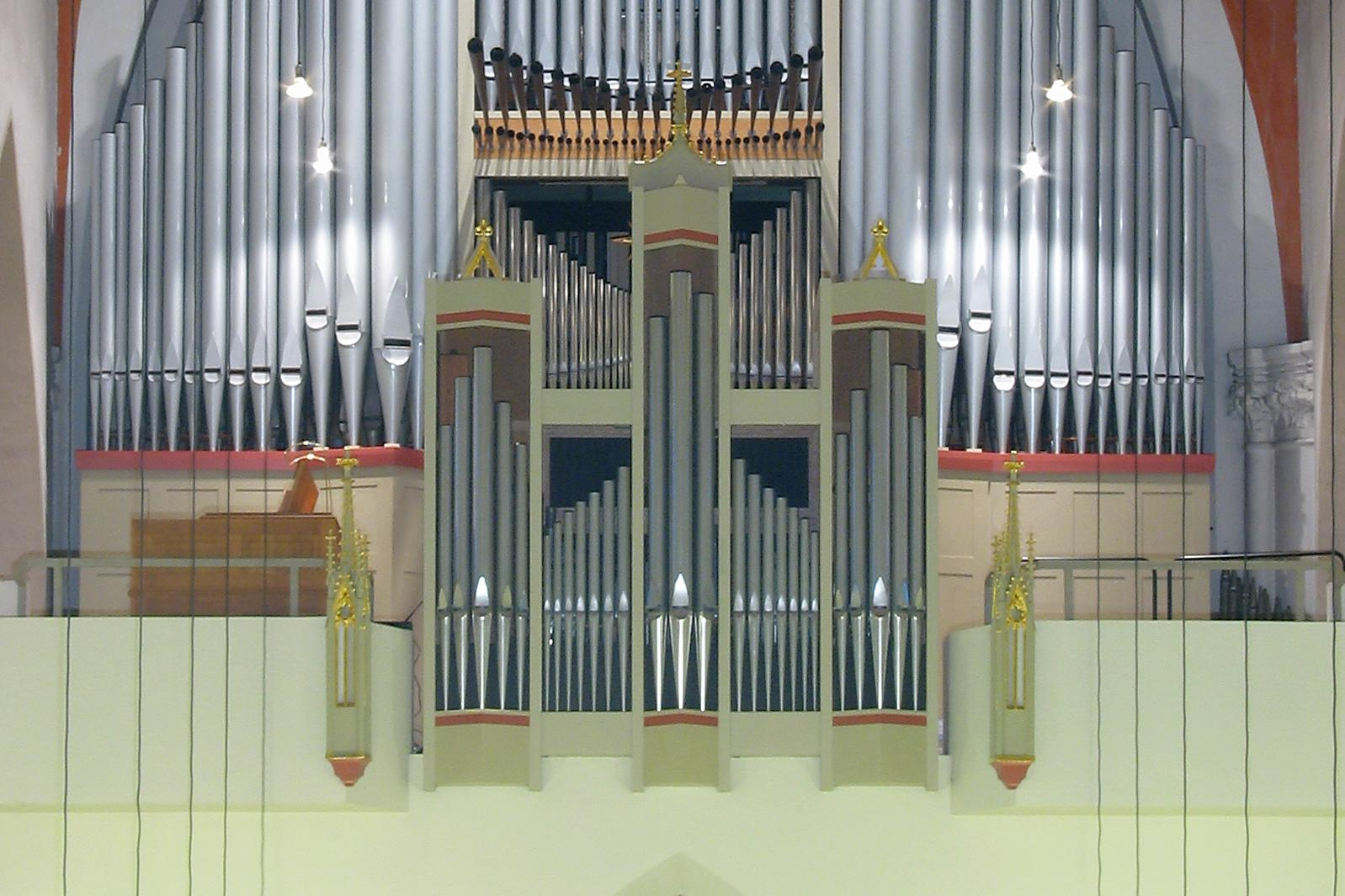 Orgel in St. Andreas